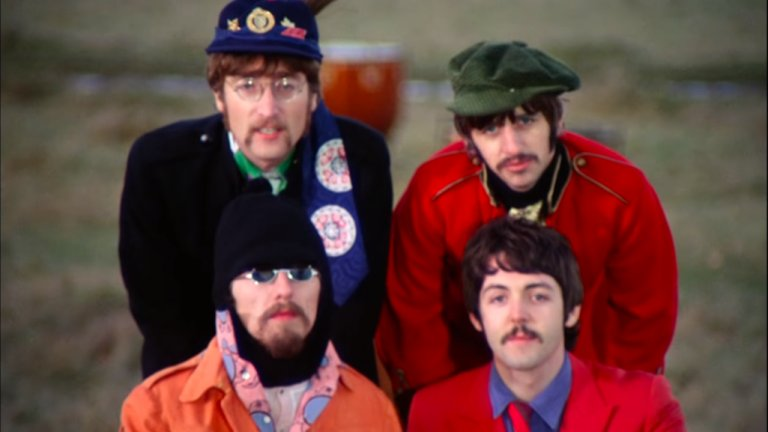 7. The Beatles - Strawberry Fields Forever (1967 г.)