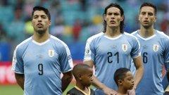 Атлетико Мадрид мечтае за изцяло уругвайско нападение