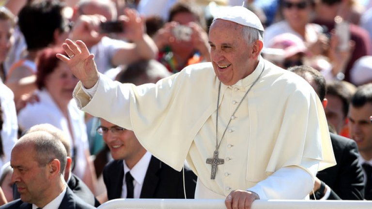 Папа Франциск постави фокус върху заплахите за климата в първата си самостоятелна енциклика