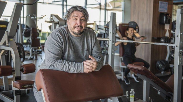 Геро: Да спортуваме, а не да се страхуваме