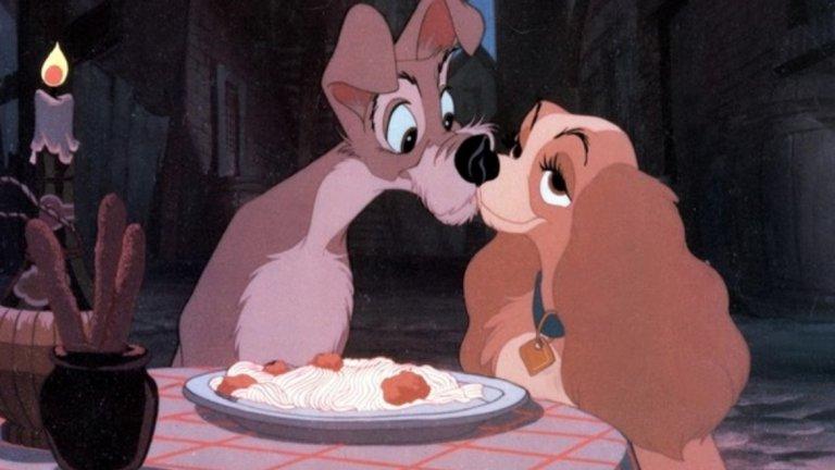 """Disney планират и оригинални филми за платформата си - като игрална адаптация на """"Лейди и скитникът""""."""