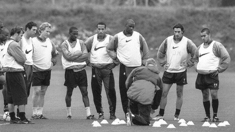 Имало едно време в Арсенал.
