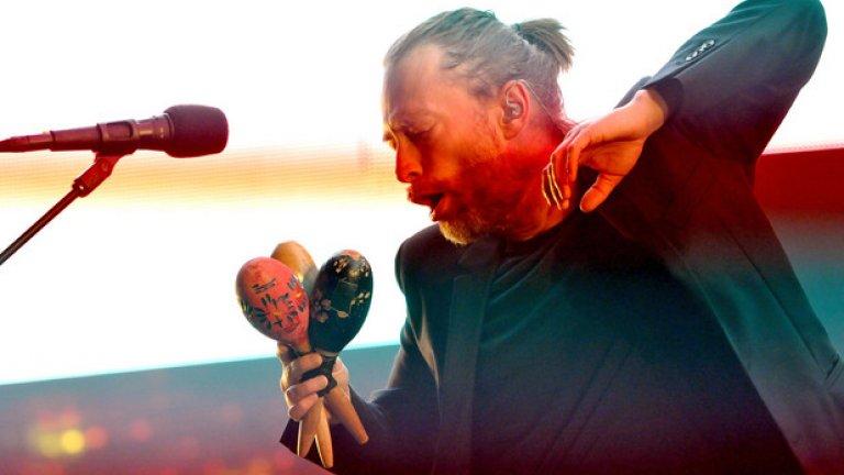 Закъде сме без брит поп, естествено, Radiohead