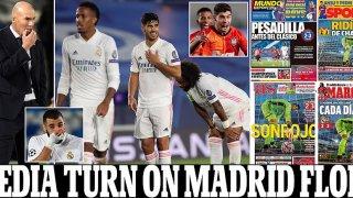 В Мадрид разпъват Реал на кръст, в Барселона му се смеят