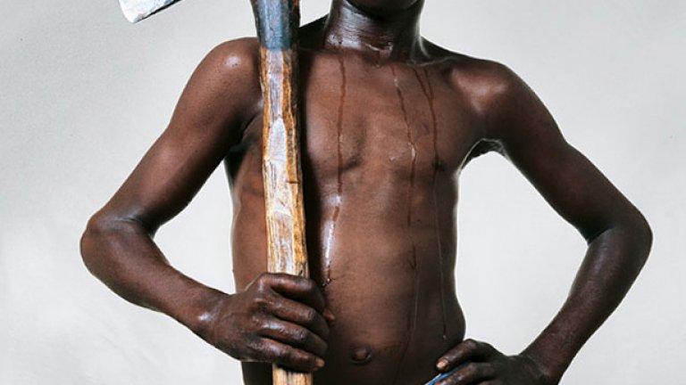 Ламин, 12 г., от Сенегал