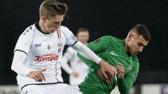 Австрийци сломиха Лудогорец в луд мач от Лига Европа