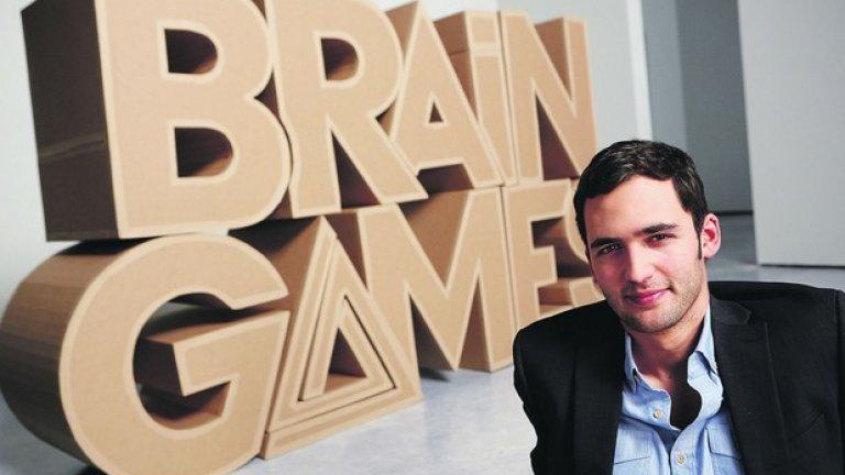 """В новия сезон водещият на """"Brain games"""" - Джейсън Силва, ще ви отведе зад кулисите на удивителни социални експерименти със скрити камери, които ще разкрият шокиращи истини за вашия мозък и мозъците на хората около вас"""
