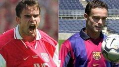 През знаменитата си кариера Овермарс премина през клубове като Аякс, Арсенал и Барселона.