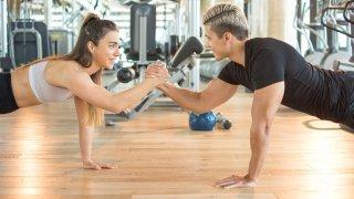 Не е задължително да използваме тежести, за да можем да тренираме