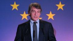 Той вижда в разширяването на ЕС огромни ползи за региона и за цяла Европа