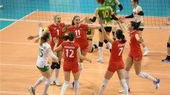 Пета поредна победа за волейболистките ни!
