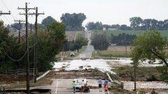 Стотици изчезнаха при наводнение в Колорадо