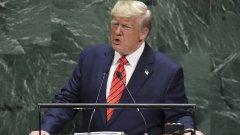 Президентът на САЩ отправи критики към Иран, Китай и защитниците на политиките на отворени граници