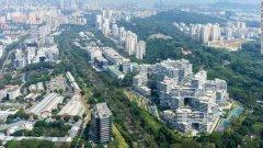 """Миналата година за """"Сграда на годината"""" по време на Световния архитектурен фестивал беше избрана уникалната жилищна структура Interlace в Сингапур.  Кои са някои от най-ярките номинации тази година? Вижте в галерията"""