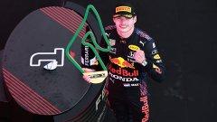 Ново страхотно каране на Верстапен и триумф на домашното Гран при