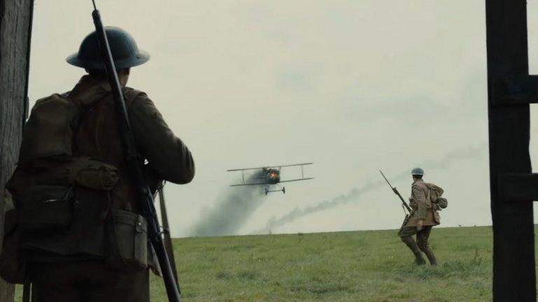 """Номиниран за най-добър филм: """"1917"""" на Сам Мендес"""