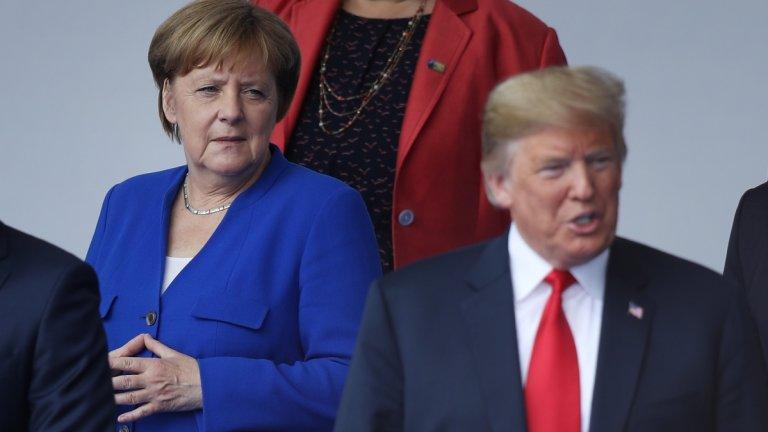 Изтеглянето на 9500 войници - предизборна тактика на Тръмп или наказание за недостатъчните харчове на Берлин за отбрана