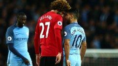 """""""Глупав, по-глупав, най-глупав, Фелайни"""", недоволстваха феновете на Манчестър Юнайтед. Не е обаче само той. Много по-велики футболисти от белгиеца са си изпускали нервите по този начин. Вижте повече в галерията..."""