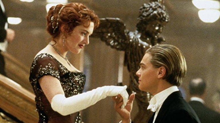 """Кейт Уинслет в """"Титаник"""""""