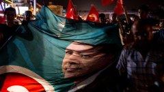 Ердоган заяви, че армията трябва да бъде прочистена