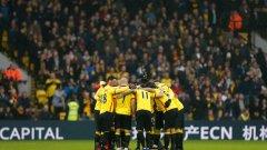 Уотфорд стартира с играчи от 11 различни държави при успеха над Евертън