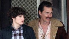 """White Boy Rick    Филмът е създаден по почти невероятната, но действителна история за тийнейджър-информатор на ФБР, който се внедрява под прикритие в нарко-картел и по-късно е осъден на доживотен затвор. Истинският """"Рик"""" е Ричард Уърш-младши беше освободен през юли 2017 г. В неговия образ ще видим Ричи Мерит, а в ролите на бащата и дядото на Рик влизат Матю Макконъхи и Брус Дърн.   Дата на премиерата: 17 август 2018 г."""