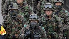 """Членовете на южнокорейския """"Отряд 684"""" се обръщат срещу инструкторите си."""