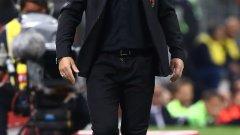 Милан загуби двама титуляри и не успя да победи Удинезе у дома