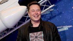 Tesla дори обмисля да приема плащания в биткойн за своите електромобили