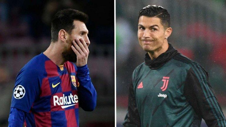 Асистенции на клубно ниво (2010-2019): Меси: 205 Роналдо: 140  До един момент Кристиано преследваше съперника си по този показател, но с напредването на годините асистенциите му намаляха, неговата роля на терена също се промени.