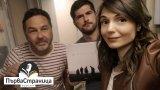 """""""Първа страница"""": Свилен Ноев за """"Остава"""", феновете и писането на песни"""