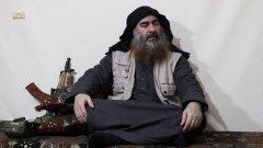 Новият запис показва Ал-Багдади видимо по-състарен в сравнение с вида му от преди 5 години (вижте в галерията)