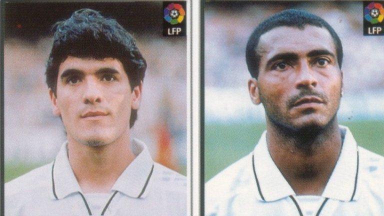 Когато Ромарио изсипа куп пари в съблекалнята на Валенсия, а съотборник му беше Магаренцето