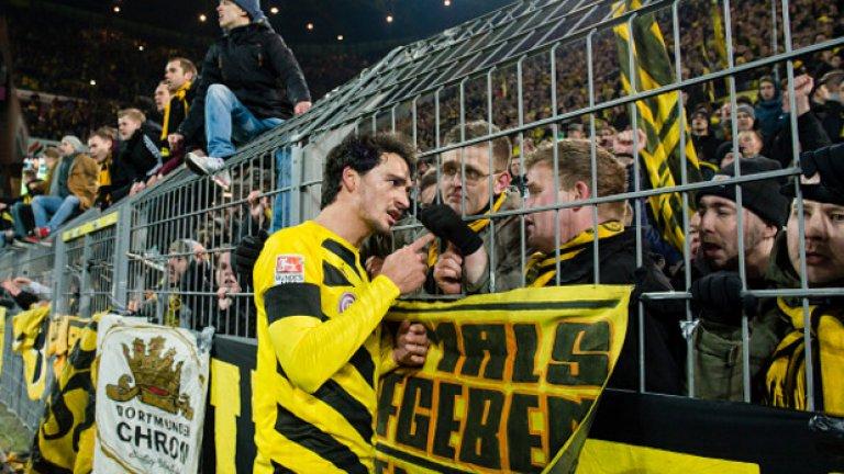 И продадените: Матс Хумелс в Байерн Мюнхен за 38 млн. евро