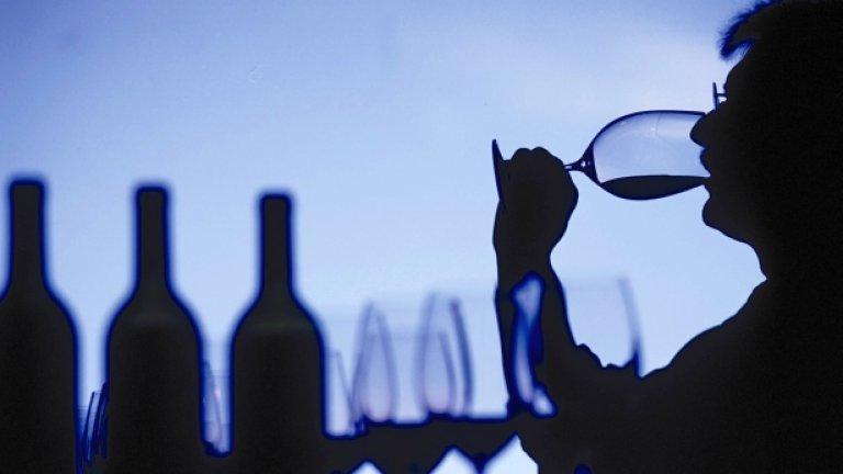 ...или какво означава виното ти да има над 90 точки