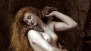 Лилит - първата жена на адам, демонът и феминистка икони