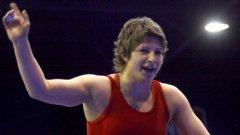 Станка Златева спечели сребърен медал снощи в категория до 72 кг.
