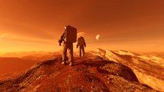 Емоционалното здраве е от ключово значение за космонавтите