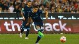 Камерън Хъмфрис направи дебют за Сити пред 100 хил. зрители в Мелбърн срещу Реал.