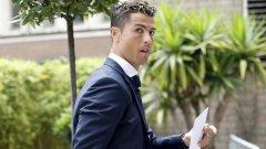 Роналдо реагира остро на материала в престижното немско издание и отрече обвиненията в изнасилване