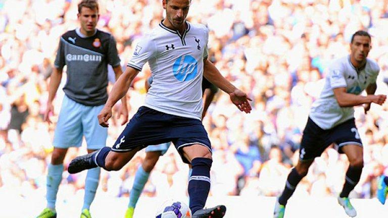 Солдадо и Адебайор вкараха общо три гола през сезона