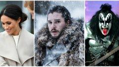 От кралскo бебе, през абдикация до края на Game of Thrones. Вижте какво да очаквате през новата година: