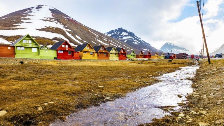Далечният Север е последното място, където можеш да избягаш от света