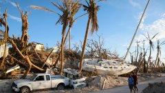 """Ураганът """"Дориан"""" отне живота на 43 души на Бахамите"""
