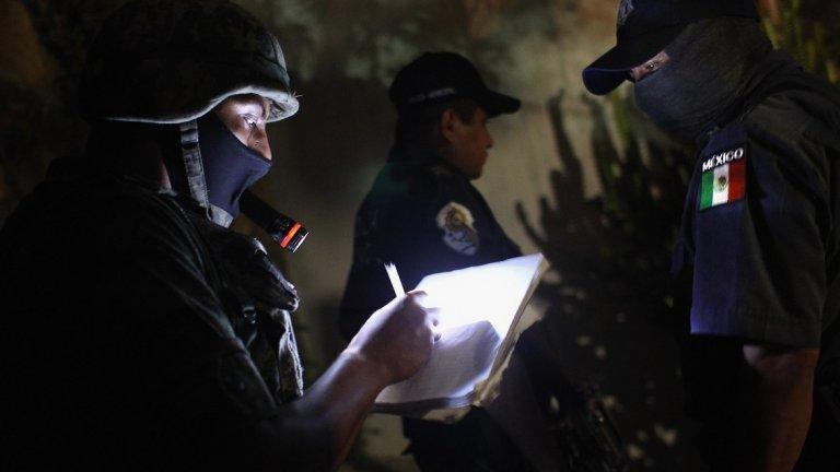 Борбата на Мексико с картелите и без това е неравна