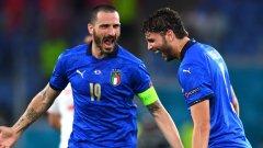 Нова вдъхновяваща победа класира Италия за осминафиналите
