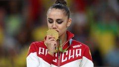 Как един баща забави смъртта, за да види дъщеря си олимпийска шампионка