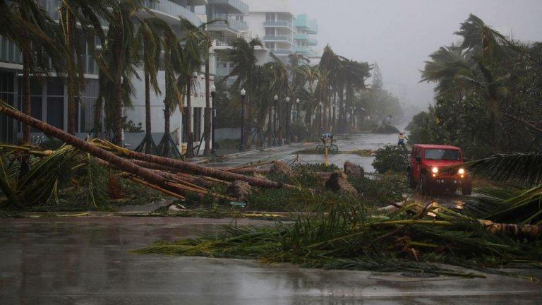 Загубите от природната стихия може да достигнат 65 млрд. долара