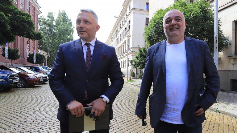 """Бабикян и Хаджигенов създават НПО """"Ние идваме!"""""""