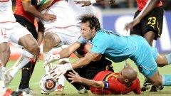 Мали направи невероятен обрат от 0:4 до 4:4